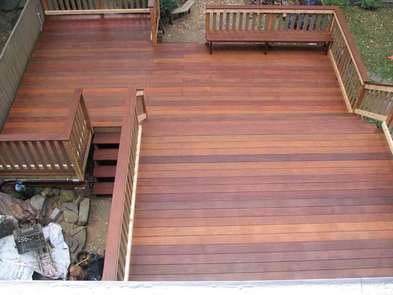Photos 1 for Cedar decks pros and cons