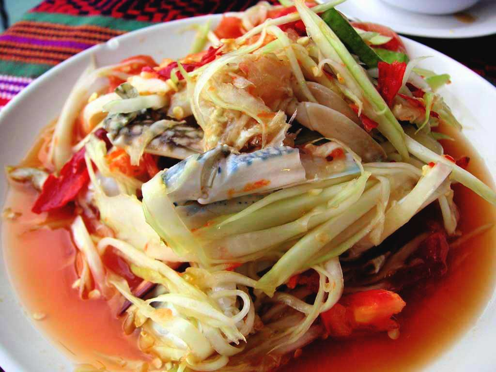 Your favourite special dish unknown cuisine english for About thai cuisine