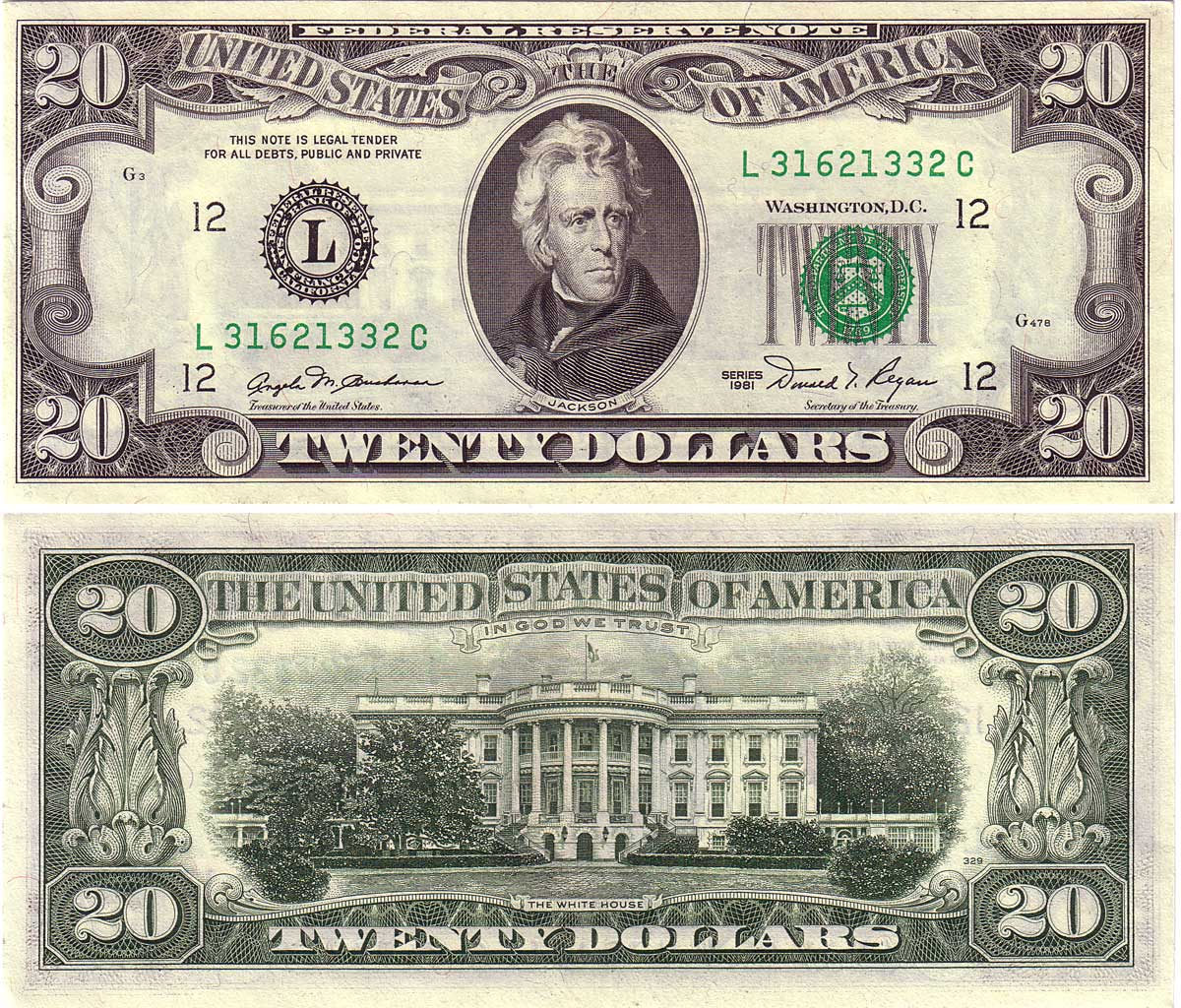 One Hundred Dollar Bill Front And Back Pictures to Pin on ...