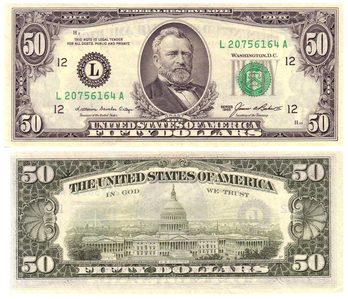 1977 100 dollar bill security features - 1977 100 Dollar Bill Security Features 19