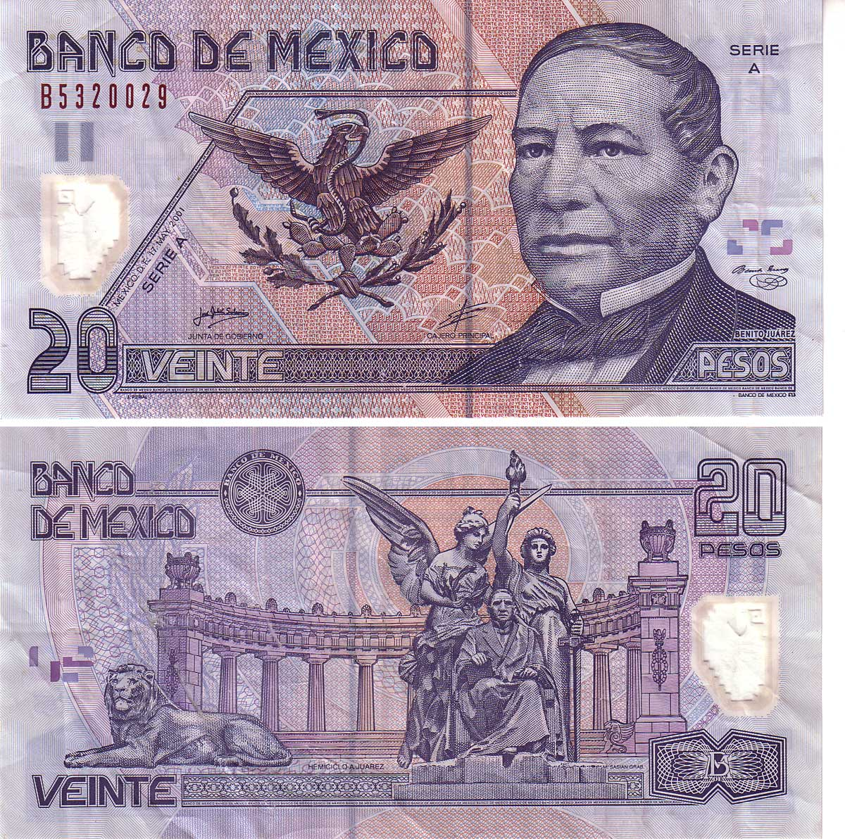 Mexican Currency Pictures 43