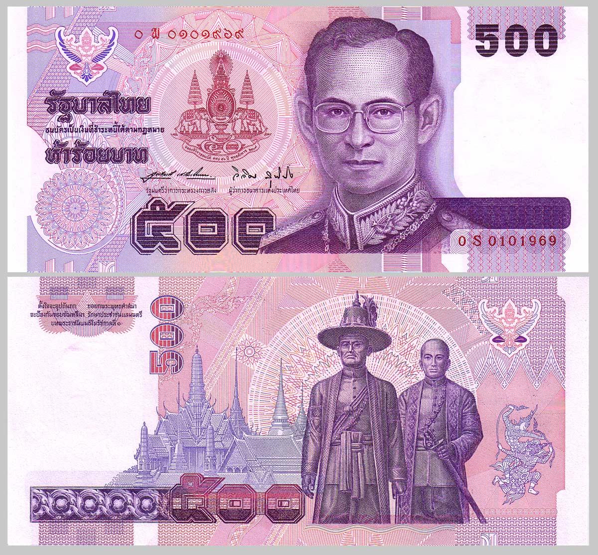 voshod_chr: Вот так выглядят самые красивые деньги мира