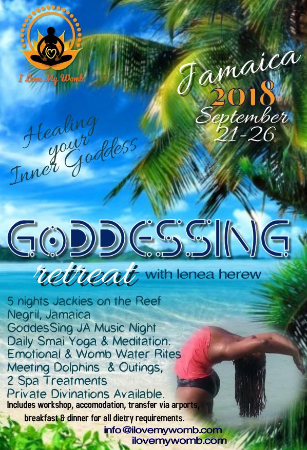 Goddessing
