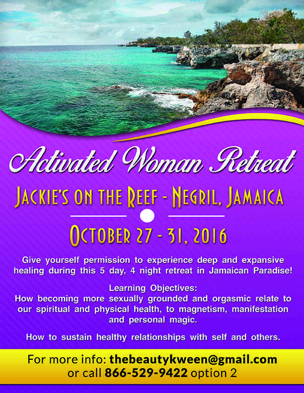 Activated Woman Retreat