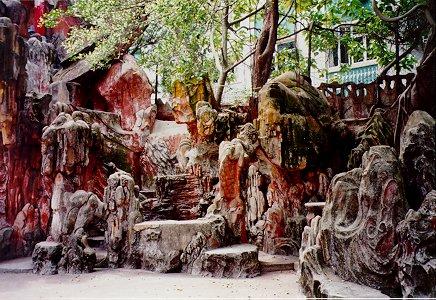 How To Get To Tiger Balm Gardens Hong Kong